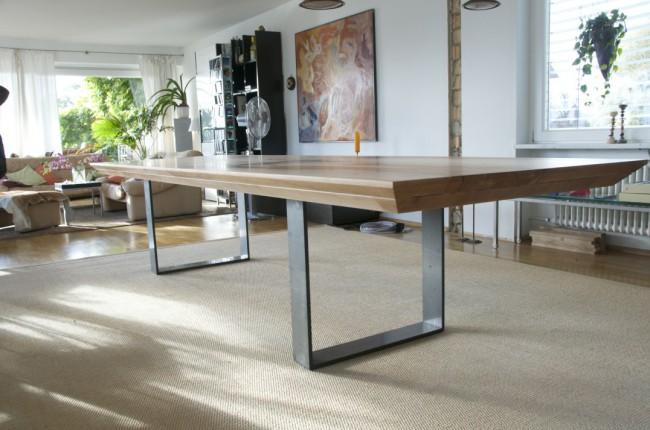 schreinerei robert l ngle tisch. Black Bedroom Furniture Sets. Home Design Ideas